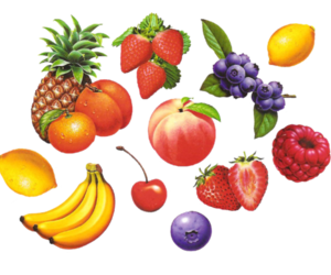 fruit, transparent, and food image