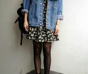 fashion, dress, and grunge image