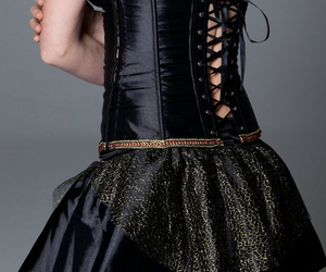 wholesale corset outfits and cheap corset dresses. image