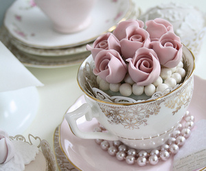 sweet, cake, and cupcake image