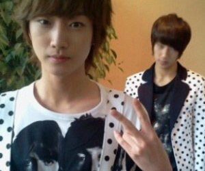 jiyoung, gongchan, and b1a4 image