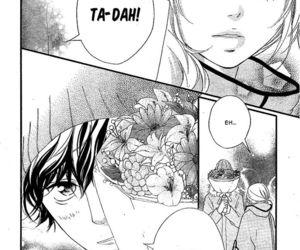 couple, manga, and ao haru ride image