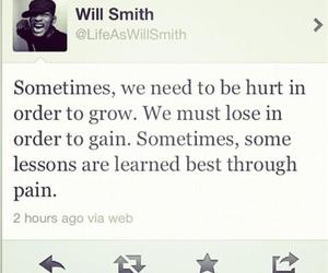 quote, text, and will smith image