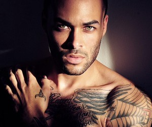 don benjamin, sexy, and eyes image