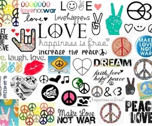 peace and Dream image