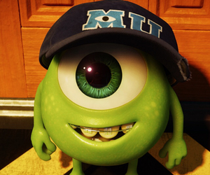 monster inc, cute, and cute eye image