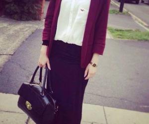 fashion, hijab, and حجاب image