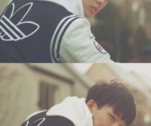 bobby, Ikon, and i'm different image