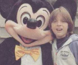 disney, hair, and mike mouse image