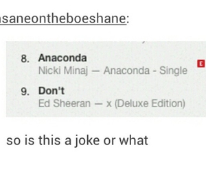 anaconda, funny, and joke image