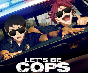 funny, free!, and cops image