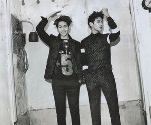 SHINee, Minho, and Onew image
