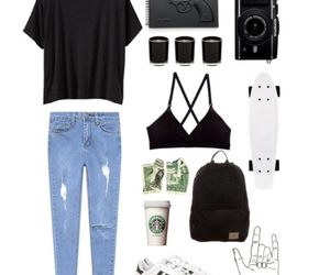 adidas, black, and bra image