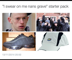 funny and starter pack image