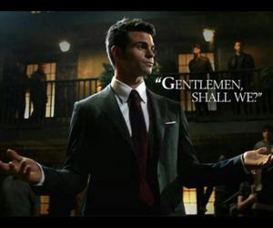 The Originals and gentleman image