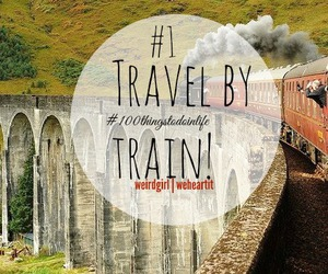 1, harry potter, and train image