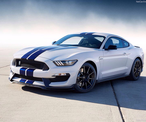 cars, ford, and gt350 image