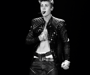 justin bieber, Hot, and believe tour image
