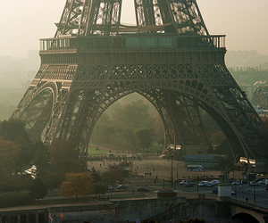 architecture, eiffel tower, and europe image