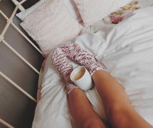 cozy and socks image