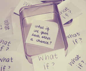 what if, quote, and text image