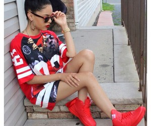 swag, girl, and style image