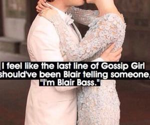 gossip girl, love, and blair image