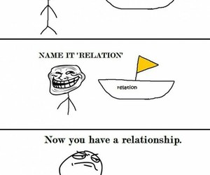 funny, Relationship, and ship image