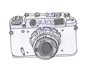 camera, overlay, and transparent image