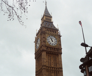architecture, Big Ben, and europe image
