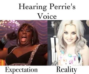 true, voice, and perrie image
