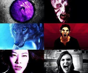 serie, teen wolf, and love image