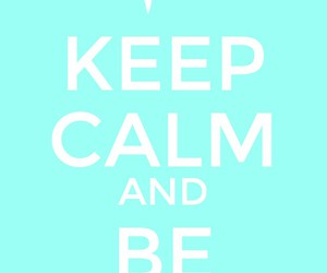 keep calm, butterfly, and you image