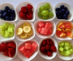 delicious, fitness, and dessert image