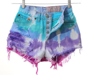 clothing, hipster, and shorts image