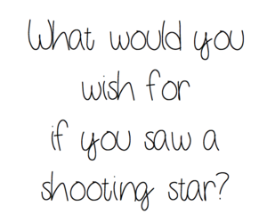 wish, shooting star, and Dream image