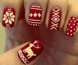 fashion, nails, and @guuusia_ image