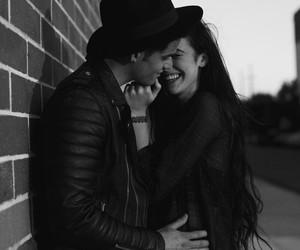 couple, acacia brinley, and kiss image