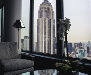 city, new york, and luxury image