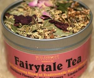tea and fairytale image