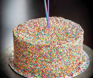 cake and colours image