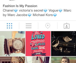 account, chanel, and guess image