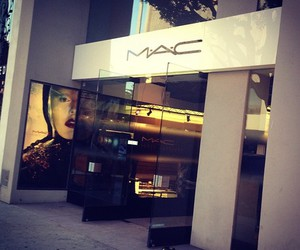 mac, makeup, and shop image
