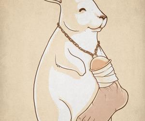 rabbit, bunny, and feet image