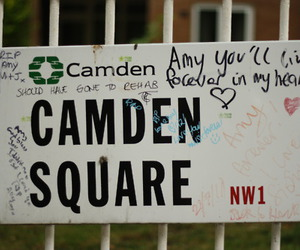 Amy Winehouse, camden, and london image