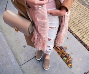 coat, outfit, and styles image