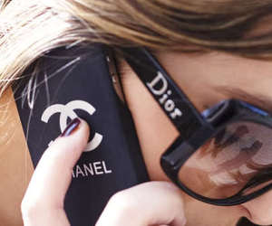 chanel, glasses, and dior image