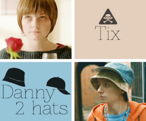 danny, tix, and friends image
