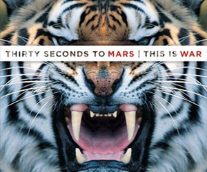 this is war, 30 seconds to mars, and thirty seconds to mars image