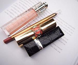 dior, YSL, and lipstick image
